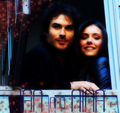 Nina and Ian - elana-and-damon fan art