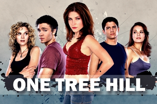 One Tree Hill wallpaper with tights, a playsuit, and a leotard entitled OTH Season 1 - Brooke