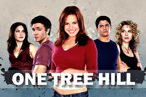 One Tree Hill wallpaper with a portrait entitled OTH Season 1 - Haley