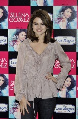 October 17 A Year Without Rain Album Presentation in Madrid, Spain - selena-gomez photo