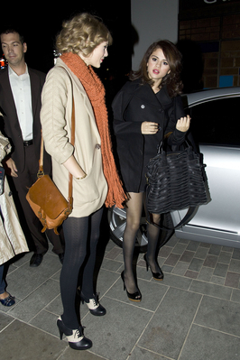 October 21 - Out in London With Selena Gomez