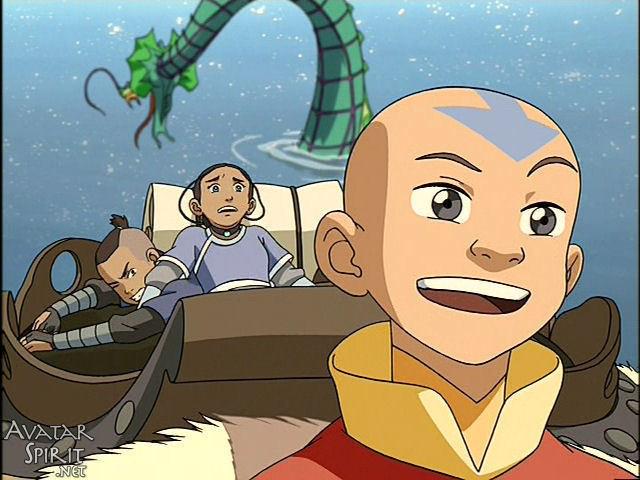 Avatar the last airbender final episode