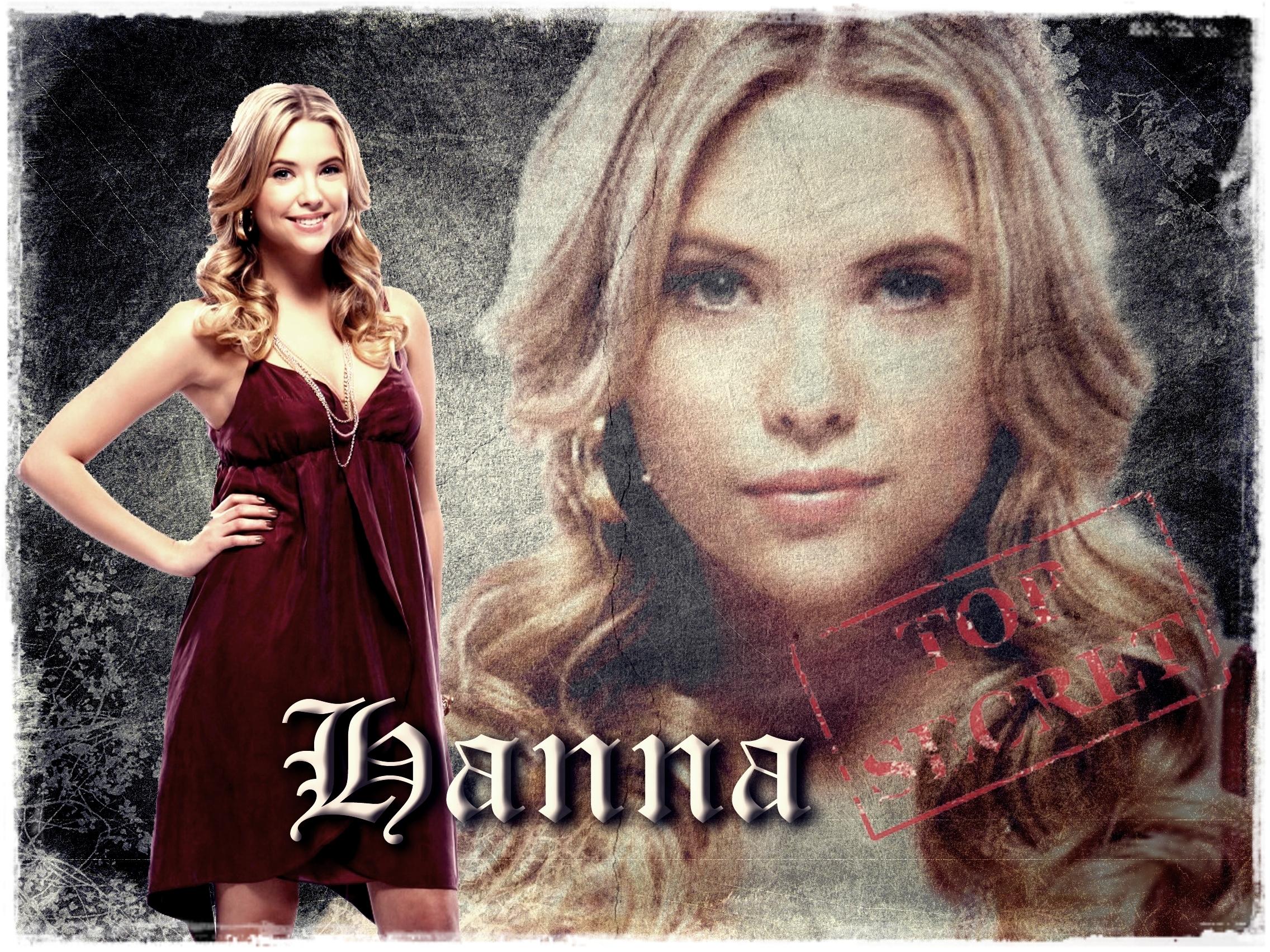 PLL Hanna Pretty Little Liars Tv Show