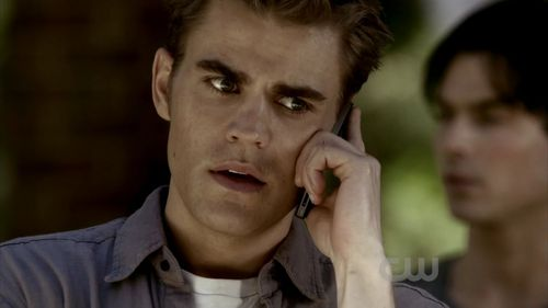 Stefan Salvatore wallpaper entitled Plan B 2x06 Screencaps