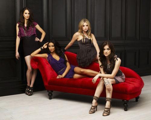 Pretty Little Liars - Girls