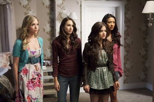 Pretty Little Liars - Girls