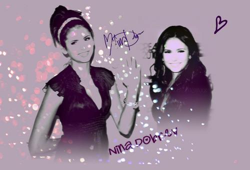 Pretty Nina Dobrev
