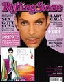 Prince on the Rolling Stone Cover