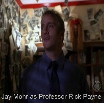 Professor Rick Payne - ghost-whisperer Photo