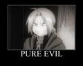 Pure Evil - anime fan art