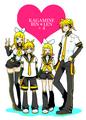 Rin Len +4