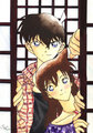 SHIN.love.RAN - shinichi-and-ran photo