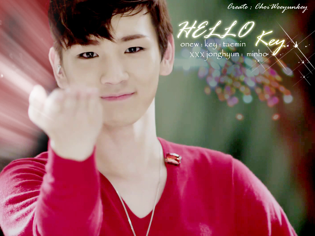 SHINee Key Hello