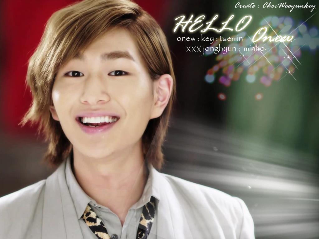 SHINee Hello - Shinee Wallpaper (16475316) - Fanpop Shinee Taemin Hello
