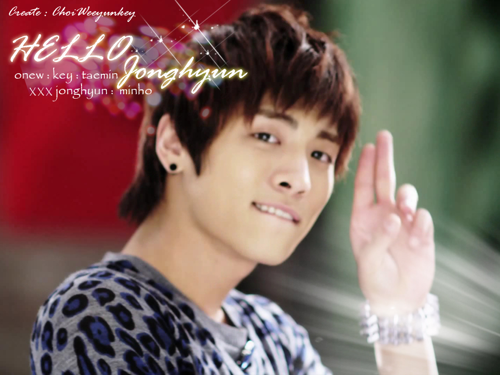 SHINee Hello - Shinee Wallpaper (16475323) - Fanpop Shinee Taemin Hello