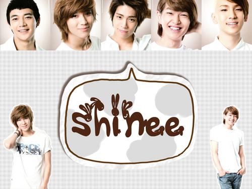 SHINee!