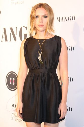 Scarlett @ 'El Botón' mangue Fashion Awards