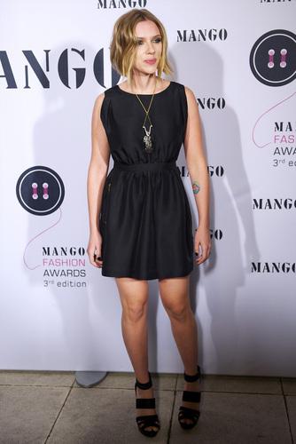 Scarlett @ 'El Botón' manga Fashion Awards