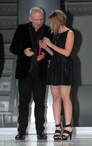 Scarlett @ 'El Botón' mango Fashion Awards