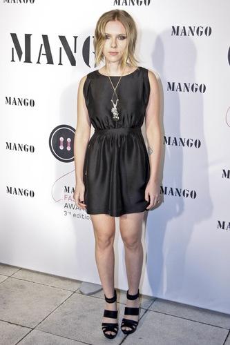 Scarlett @ 'El Botón' 芒果 Fashion Awards