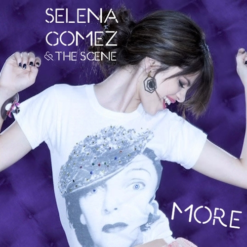 Selena Gomez & The Scene - mais [My FanMade Single Cover]