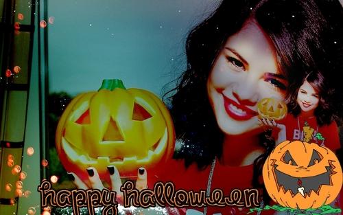 Selena Happy Halloween