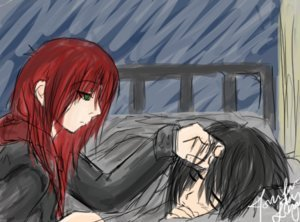 Severus is ill :(