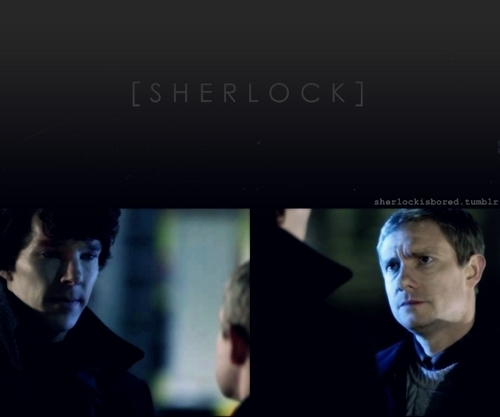 Sherlock; mixed.