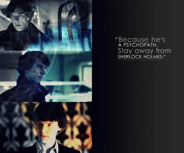 Sherlock; mixed.