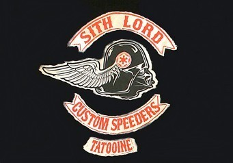 Sith Lord Custom Speeders