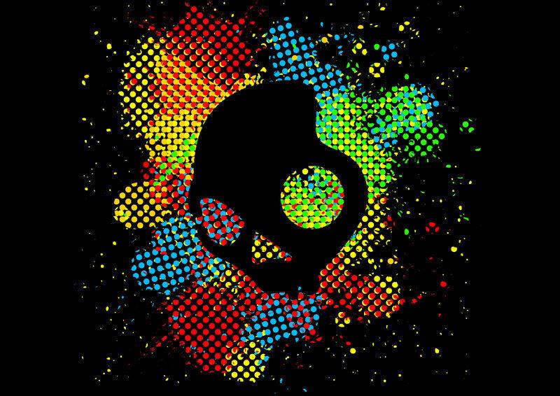 skullcandy logo wallpaper - photo #13