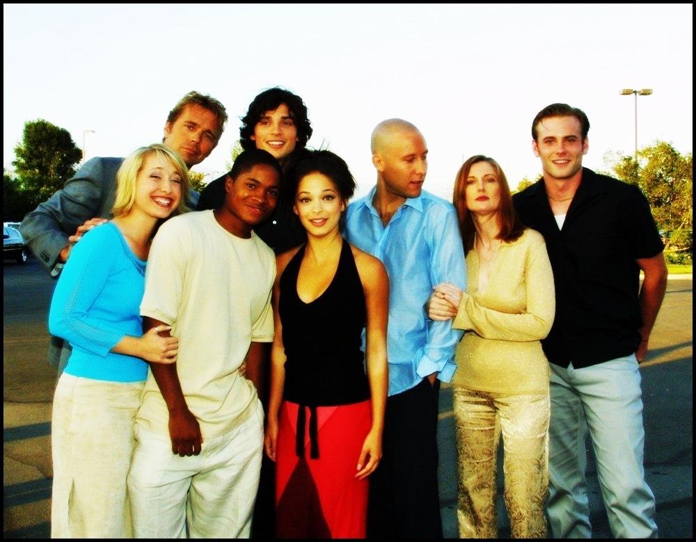 Cast members smallville Smallville Animated