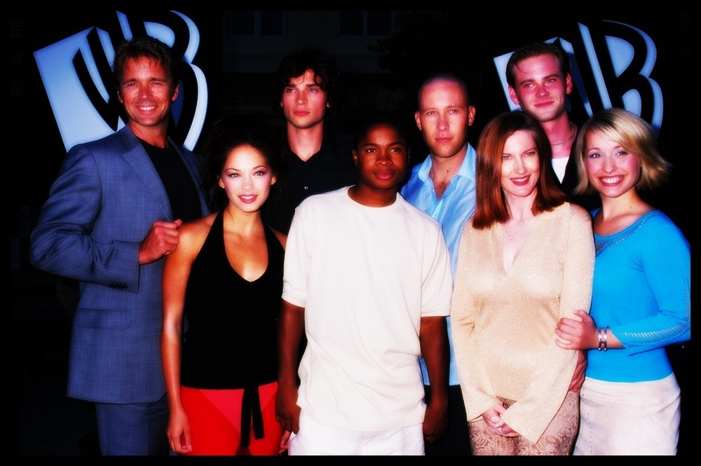 Smallville cast members