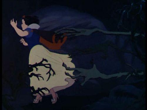 Snow White karatasi la kupamba ukuta entitled Snow White