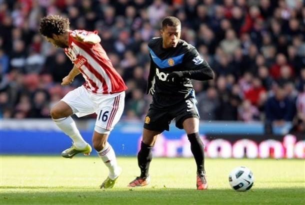 Stoke City (1) vs Manchester United (2)