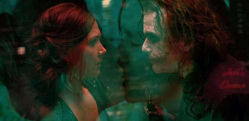 The Joker & Rachel