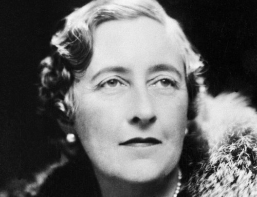 The Lovely Agatha Christie