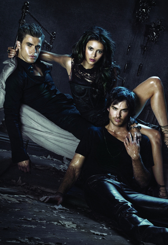 The Vampire Diaries-Photoshoot Promotional Season2