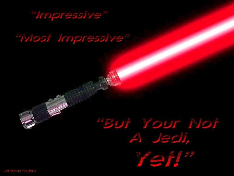 Vader's Quote