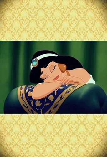 Vintage Princess 茉莉, 茉莉花
