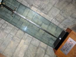 Wallace'S Sword as a monument