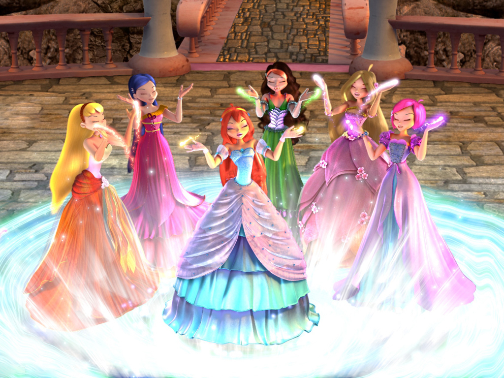 Winx club movie winx club movie 2