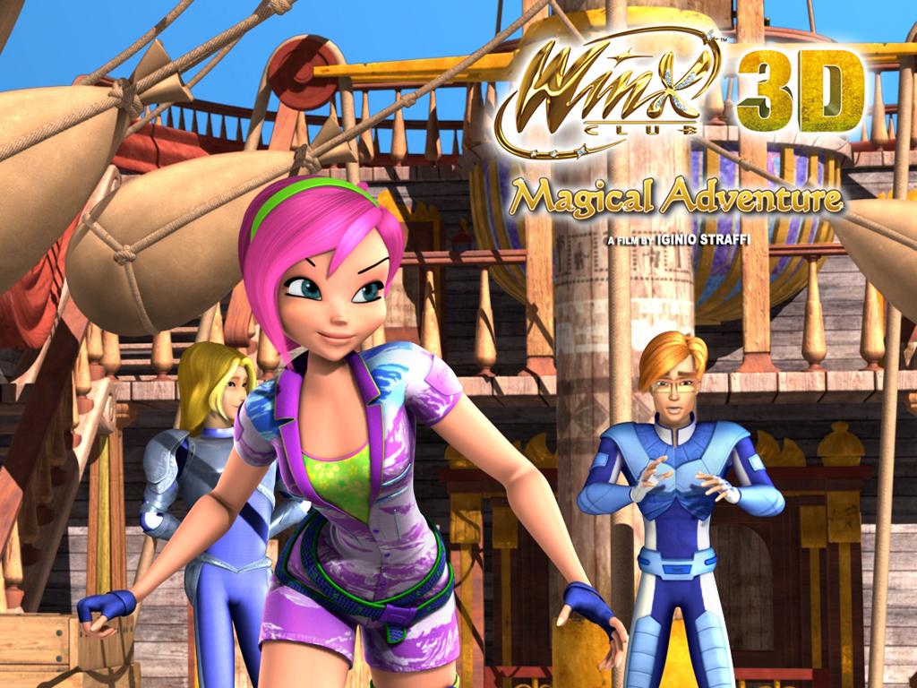 Winx Club Movie 2