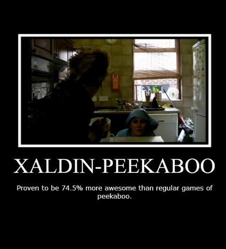 Xaldin-Peekaboo