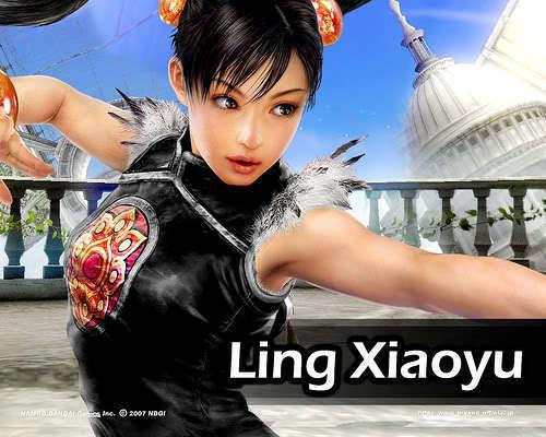 Xiaoyu! ^^