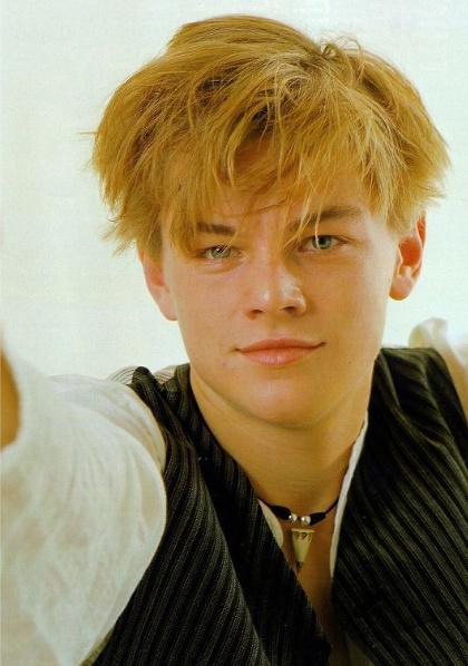 leonardo dicaprio young photos. Young Leo - Leonardo Dicaprio