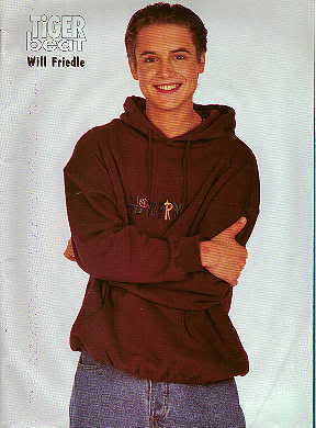 Will Friedle wallpaper with a sweatshirt titled Young Sweetheart