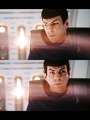 ZQ - Star Trek - zachary-quinto fan art