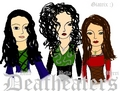 Zetta, Bella and Merri - death-eater-roleplay fan art
