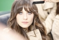 Zooey - Rimmel London behind the scenes